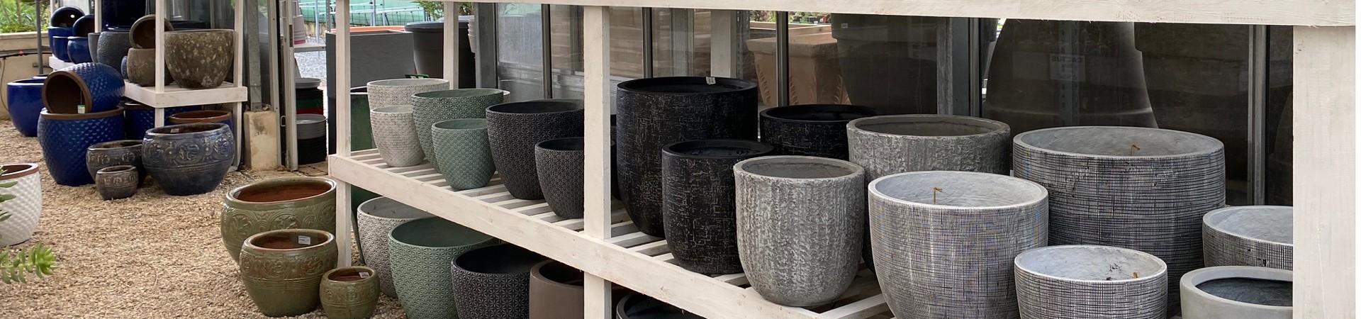 Nouvel espace de poteries !